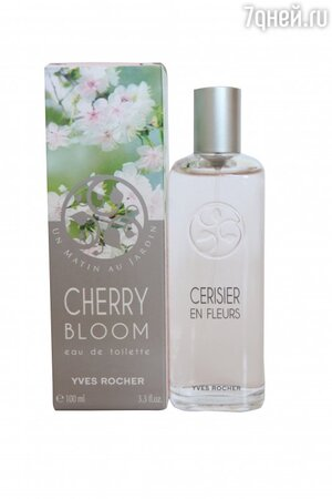 Cherry Bloom от Yves Rocher