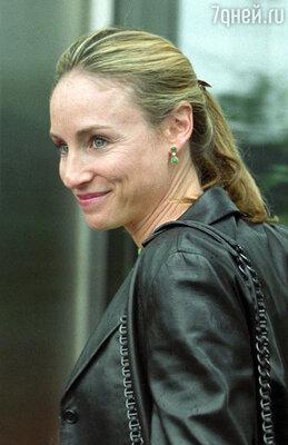 Помолвка Трейси Поллан с Бейконом расстроилась, и тогда у нее закрутился роман с Фоксом