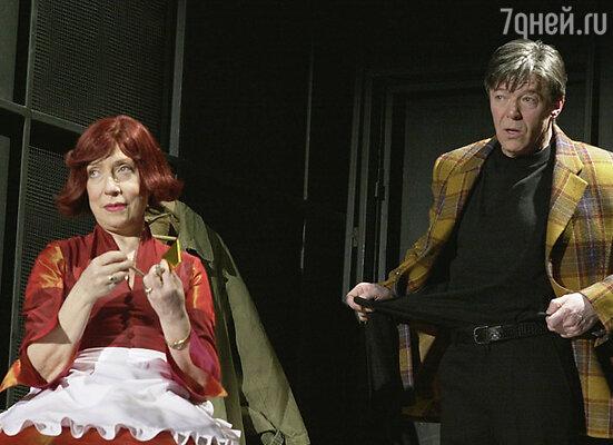 Спектакль «Tout paye, или все оплачено» в «Ленком»