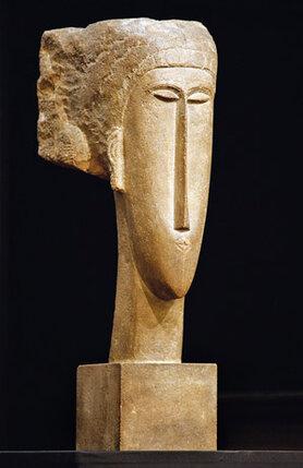 Эту голову в 2010 году на аукционе «Christie's» продали за 52,6 миллиона долларов