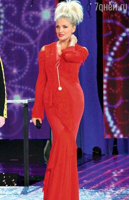 На шоу «Две звезды». 2006 г.