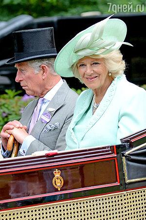 Принц Чарльз и Камилла Паркер-Боулз
