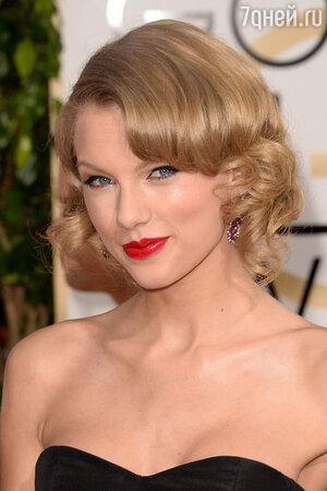 Тейлор Свифт (Taylor Swift ). 71-я церемония вручения премии «Золотой глобус»