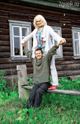 Мария и Илья в Щелыково