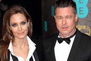 Анджелина Джоли и другие звезды на премии BAFTA-2014