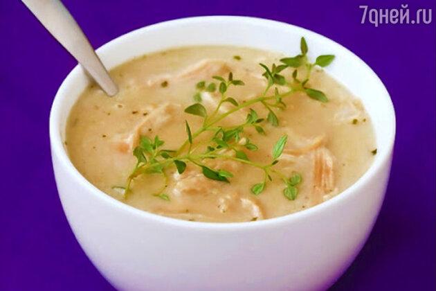 Картофельный суп-пюре с чесноком: рецепт от шеф-повара Мишеля Ломбарди