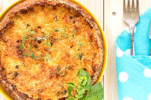 Испанская тортилья: рецепт от шеф-повара Гордона Рамзи