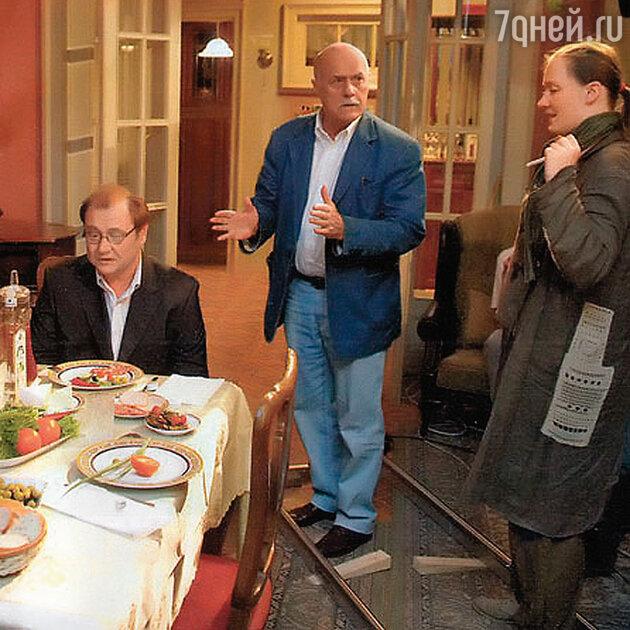 Юлия Ауг и Станислав Говорухин
