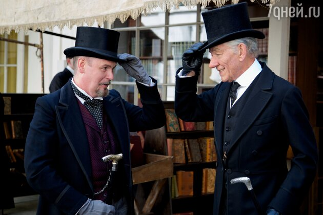 Кадр из фильма «Мистер Холмс»
