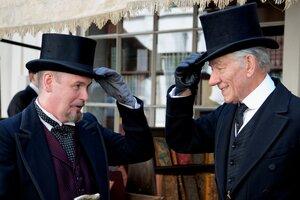 Предлагаем посмотреть новый трейлер долгожданного фильма «Мистер Холмс»
