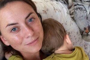 Наталья Фриске смогла поздравить сына Жанны только в Интернете