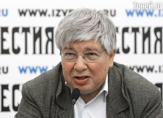 Программный директор кинофестиваля Кирилл Разлогов