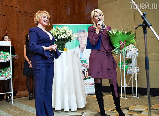 Римма Мойсенко и Татьяна Веденеева