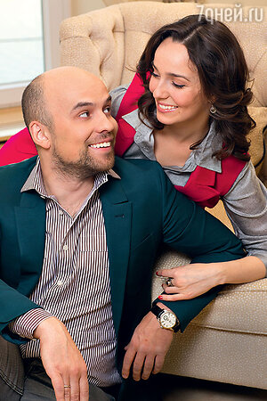 Валерия Ланская  и Стас Иванов
