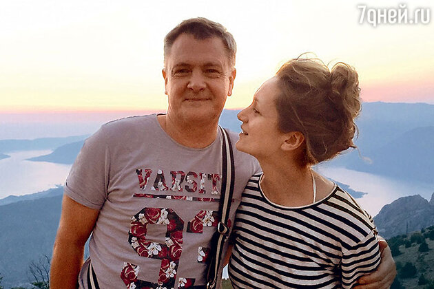 Юрий Мороз и Виктория Исакова