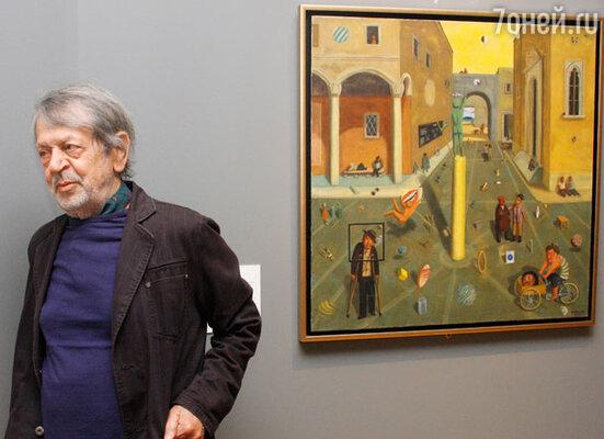 Выставка Войо Станич. «Нежная логика легкого абсурда»