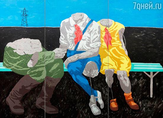 Выставка Иван Плющ. Скульптуры