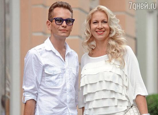 Екатерина Одинцова со спутником