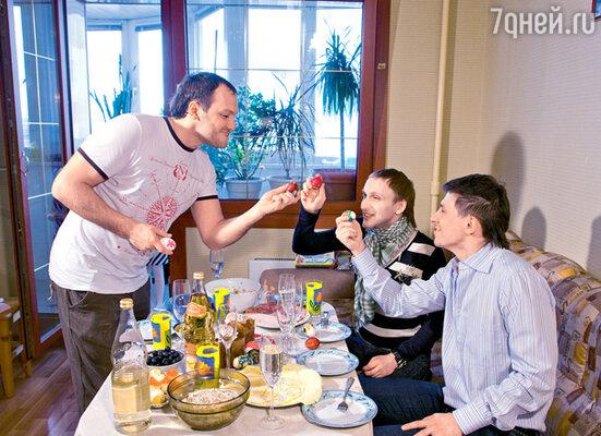 Тимур Батрутдинов, Гавр и Алексей Лихницкий