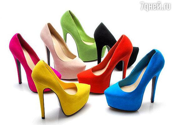 Каблуки – это определенно мой тренд. В моем гардеробе туфель на каблуках не сосчитать