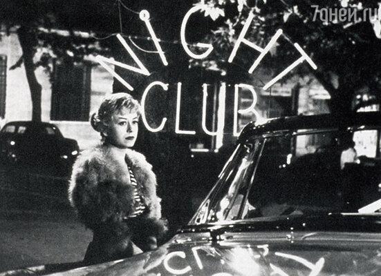Кадр из фильма «Ночи Кабирии»
