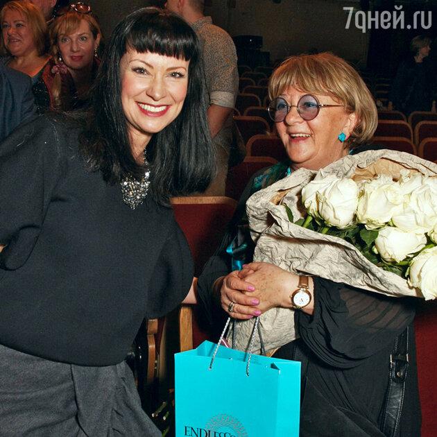 Нонна Гришаева, Алла Сурикова