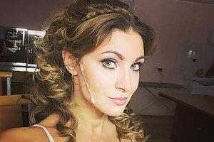 Анастасия Макеева прячет от фанатов разбитое лицо