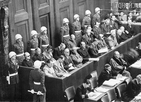 Фильм «Нюрнбергский процесс. Вчера и завтра»