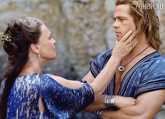 Кадр фильма  «Троя»