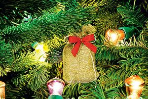 Ольга Анохина: «Новогодняя ель, исполняющая желания»