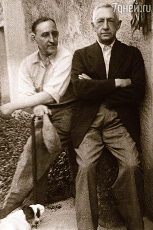 Николай Макеев и Иван Бунин