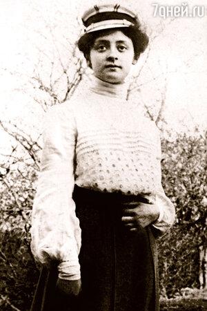 Анна Ивановна Чулкова