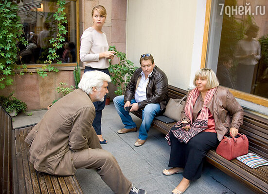 Марина Голуб поведала Дмитрию Брусникину, Станиславу Дужникову и Кристине Бабушкиной, как провела лето