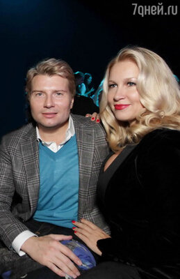 Николай Басков и Екатерина Одинцова