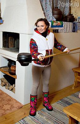 «Образ «простой русской бабы» мне очень подходит, ведь я девушка с Урала и не стесняюсь этого»