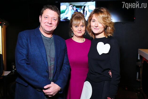 Ян Цапник, Анна Михалкова, Надежда Михалкова