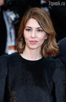 София Коппола на Каннском кинофестивале-2013
