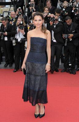 Виржини Ледуайен на Каннском кинофестивале-2013