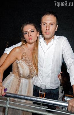 Анастасия Силенская и Александр Аникин