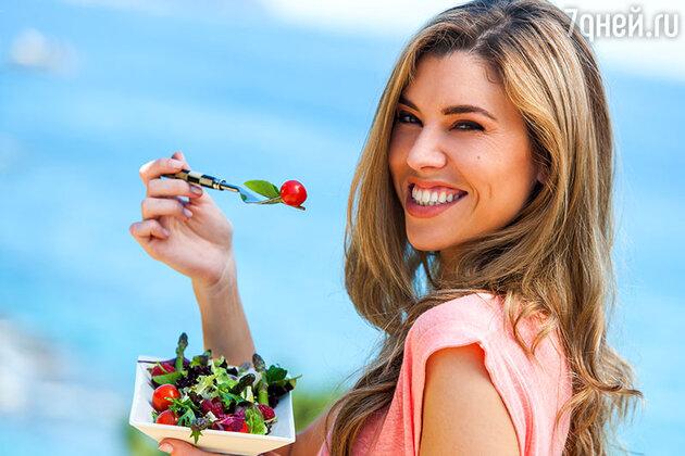 Что едят успешные женщины