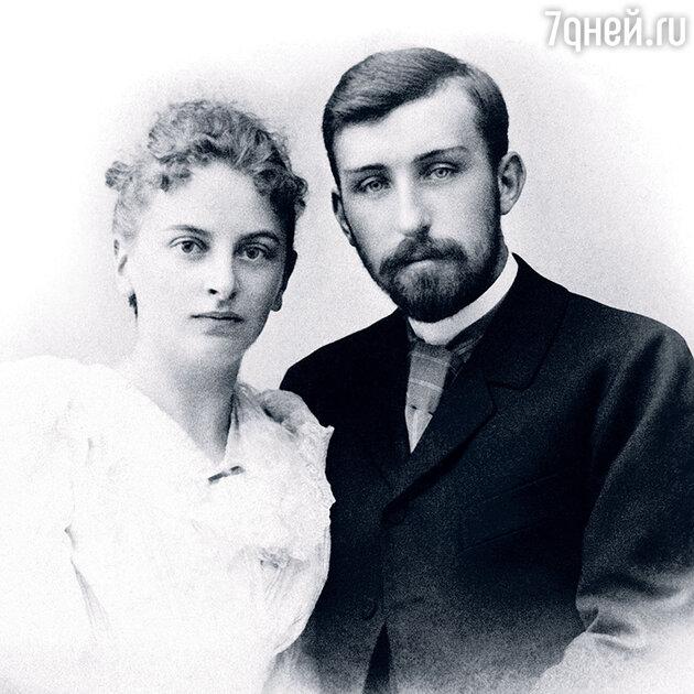 Инесса и Александр Арманд