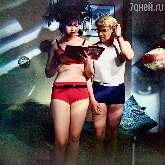 Александр Демьяненко с Натальей Селезневой