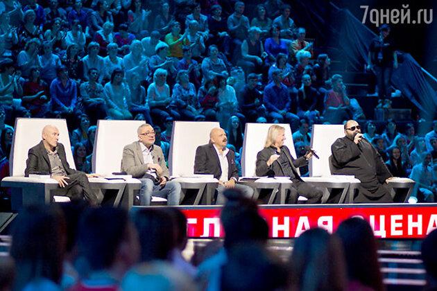 Члены жюри проекта «Главная сцена»