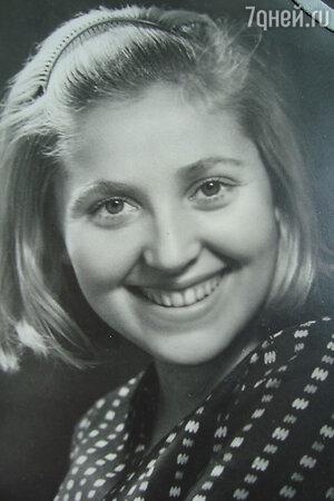 Инна Гулая, 1961 г.