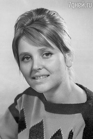 Инна Гулая, 1970 г.