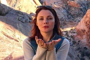 ВИДЕО: Екатерина Вуличенко путешествует по Америке