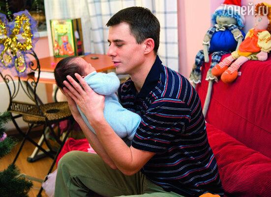 Никогда даже представить не могла, что стану мамой троих детей... Вот Игорь действительно мечтал о большой семье!