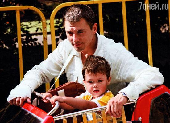 Иногда я думаю, что Матвей, которому сейчас три года, и Игорь, которому тридцать, совершенные копии