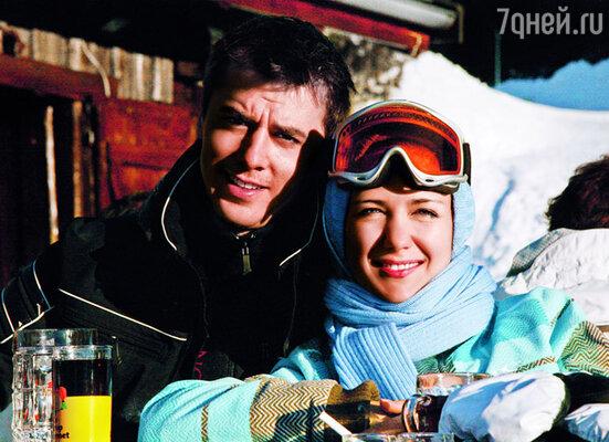В прошлом году Игорь загорелся идеей поехать в первый раз кататься на горных лыжах во Францию