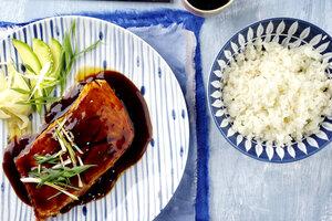 Рыба «Терияки»: рецепт от шеф-повара Гордона Рамзи